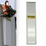 Outside Mounted Chainsaw Holder for Truck