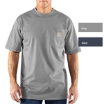 Carhartt FR Force Cotton Short Sleeve Tee HRC-2