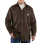 Carhartt FR Canvas Shirt Jac HRC3 CLOSEOUT