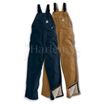 Carhartt FR Heavy Weight Bib Overall- Quilt Lined HRC-4 CLOSEOUT