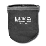 Black Nut & Bolt Pouch