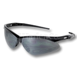 Nemesis Smoke Mirror Wrap-Around Safety Glasses