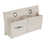 Canvas 2-Pocket Tool Apron