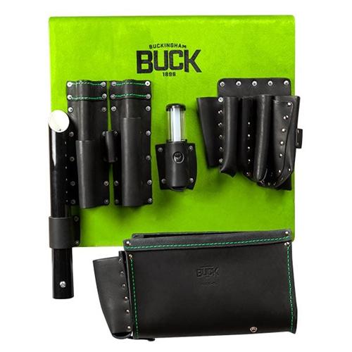 J Harlen Co Buckingham Hard Back Tool Board With Light