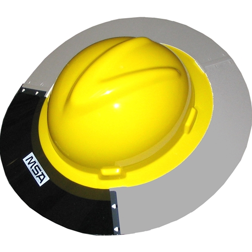 MSA 697410 Hard Hat Sun Shade