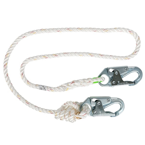 Buckingham Adjustable Length Rope Lanyard 7VV227