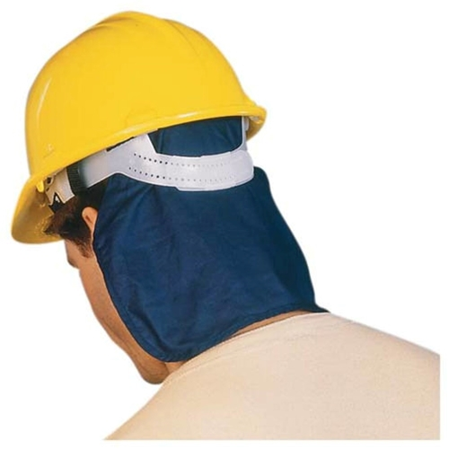 MiraCool Hard Hat Cooling Pad with Neck Shade