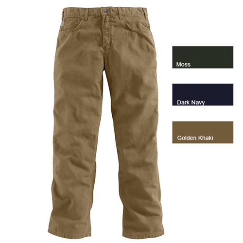 new images of best service on feet at Carhartt FR Pants - Canvas Midweight Select Color and Size