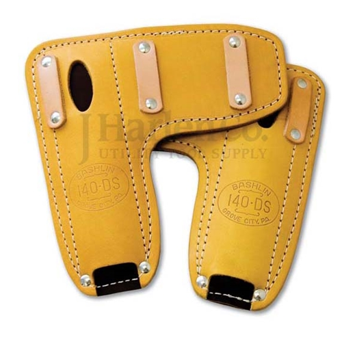 Bashlin Leather Tunnel Pads 140DS