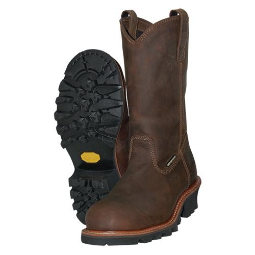 Carolina Pull On Logger Boots | J Harlen Co