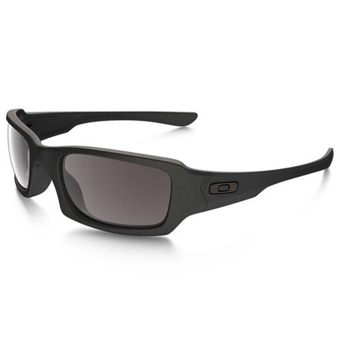 J Harlen Co Oakley Si Fives Squared Black Gray Glasses