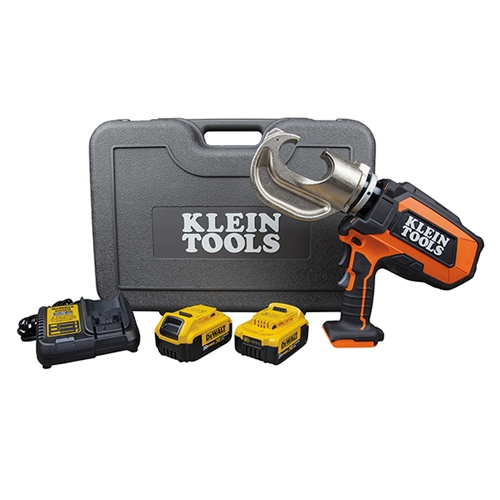 Klein 12-Ton C-Head Crimper Kit FREE OFFER