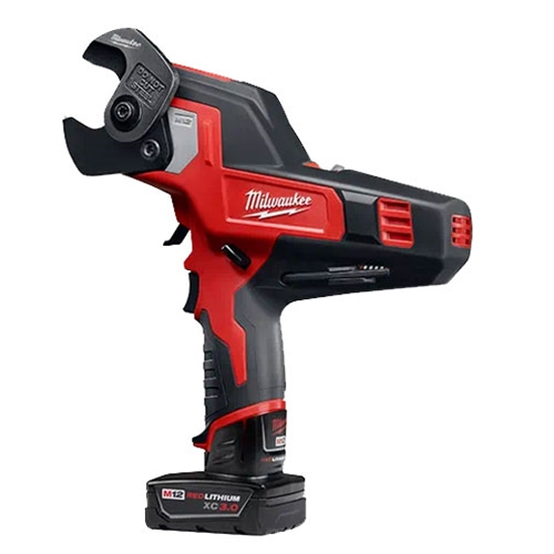 Milwaukee M12™ 600 MCM Cable Cutter Kit 2472-21XC