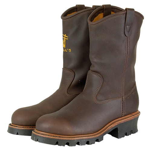Hall's 620W Pull-On Logger Boot
